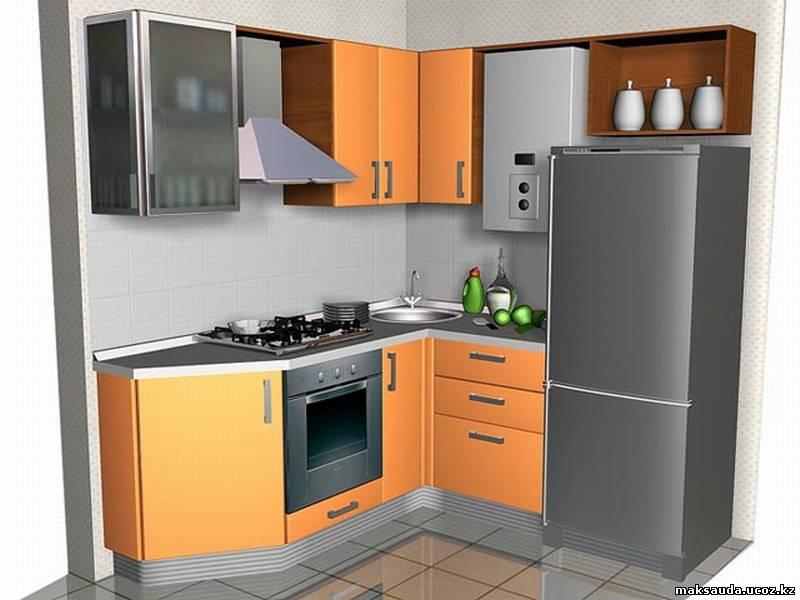 Кухни 5 интерьер